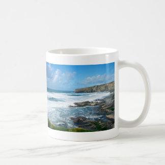 Kornische Küste 2 Kaffeetasse