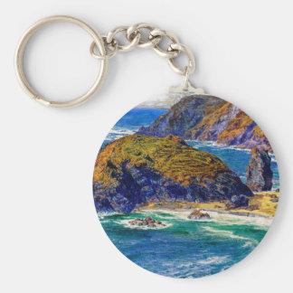Kornische Küste Schlüsselanhänger