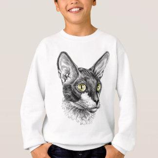 Kornische Rex Skizze Sweatshirt