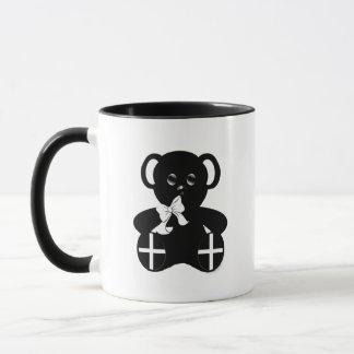 Kornischer Flaggen-Teddybär Tasse