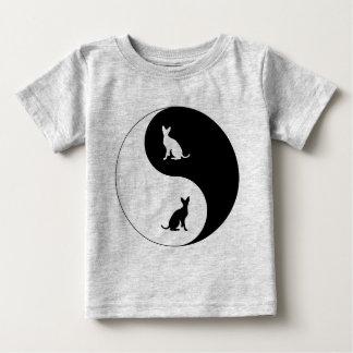 Kornischer Rex Yin Yang Baby T-shirt