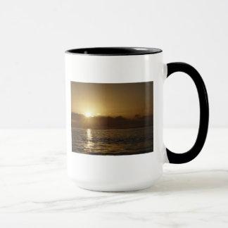 Kornischer Sonnenuntergang Tasse