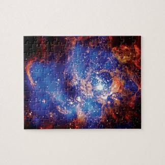 KoronaAustralis Coronet-Stern-Gruppen-Raum-Foto Puzzle