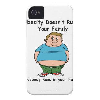 Korpulenz läuft nicht in Ihre Familie Case-Mate iPhone 4 Hüllen