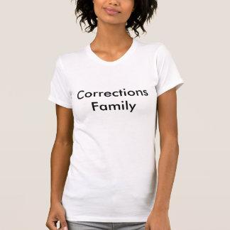 Korrektur-Familie T-Shirt