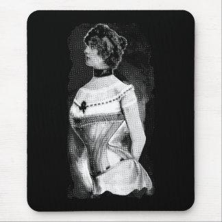 Korsett-Anzeige 1900 Mauspads