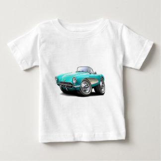 Korvette-Aqua-Auto 1956-57 Baby T-shirt