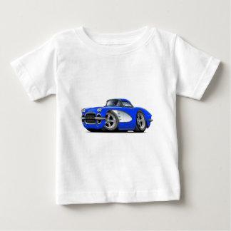 Korvette-Blau-Auto 1961 Baby T-shirt