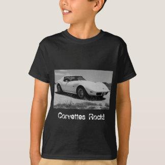 Korvette-Felsen! T - Shirt
