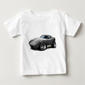 Korvette-Grau-Auto 1973-76 Baby T-shirt