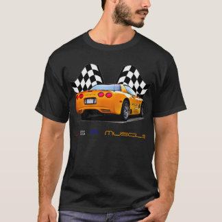 Korvette-Muskel T-Shirt