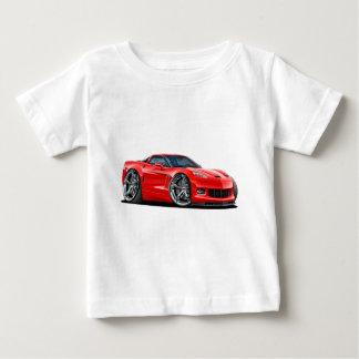 Korvette-Rot-Auto 2010-12 Baby T-shirt