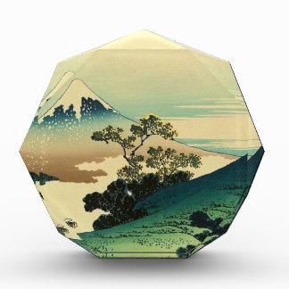 Koshu Inume Toge - Katsushika Hokusai Ukiyo-e Auszeichnung