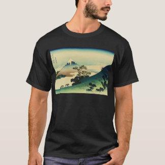 Koshu Inume Toge - Katsushika Hokusai Ukiyo-e T-Shirt
