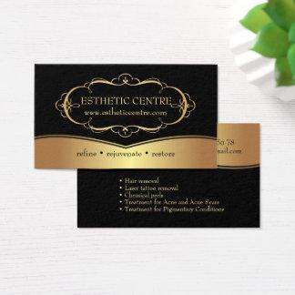 Kosmetik bilden Studio-Visitenkarte Visitenkarte