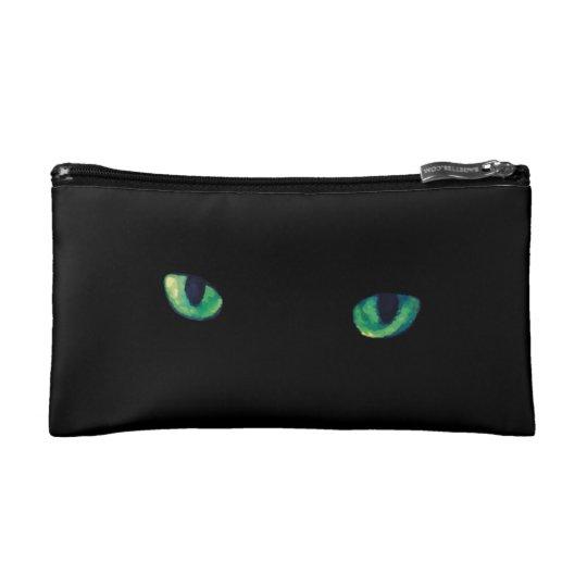 Kosmetiktasche Katzenaugen - Meow