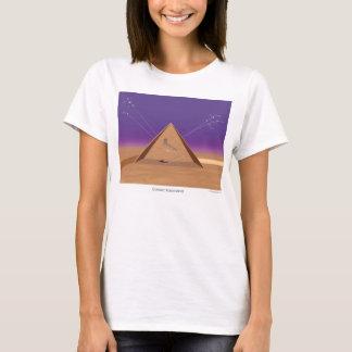 Kosmische Ausrichtung - der T - Shirt der Frauen