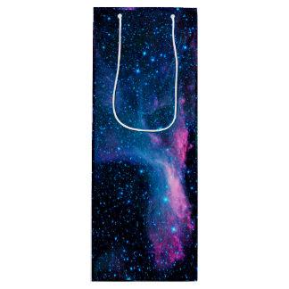 Kosmische Ballerina in der Raum NASA Geschenktüte Für Weinflaschen