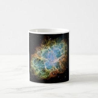 Kosmische Galaxie-Raum-Tasse Verwandlungstasse