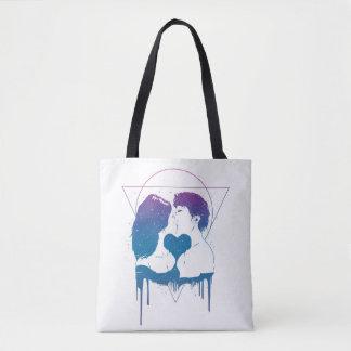 Kosmische Liebe II Tasche
