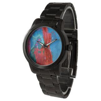 Kosmische Zeit Armbanduhr