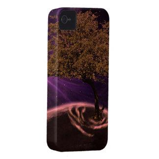 Kosmischer Baum des Lebens Case-Mate iPhone 4 Hülle