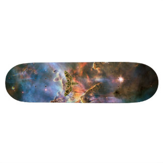 Kosmischer Dreieck-Entwurf Skateboardbretter
