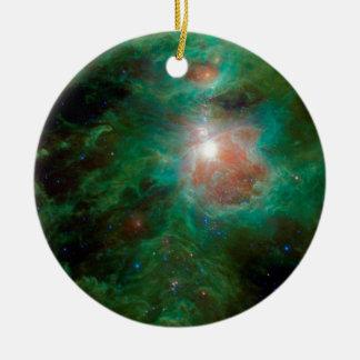 Kosmischer Herd Keramik Ornament