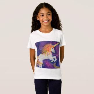 Kosmisches Einhorn T-Shirt