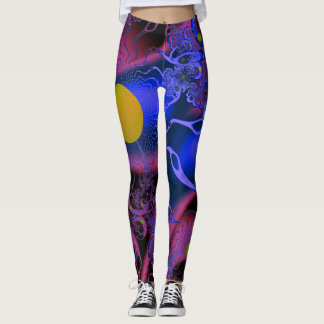 Kosmisches MashUp Leggings