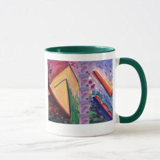 Kosmisches Maß Tasse