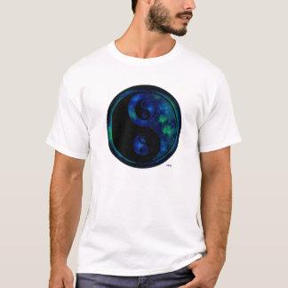 kosmisches yinyang T-Shirt