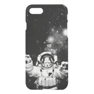 Kosmonaut-Katze iPhone 7 Hülle