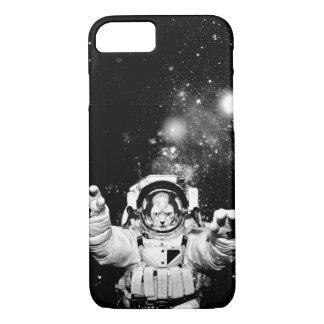 Kosmonaut-Katze iPhone 8/7 Hülle