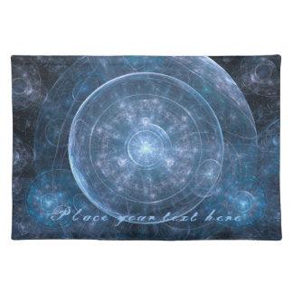 Kosmos-Hintergrund 001 Stofftischset