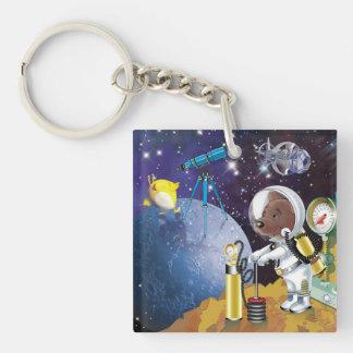 Kosmos Schlüsselanhänger
