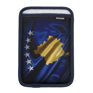 Kosovo-Flaggen-Gewebe iPad Mini Sleeve