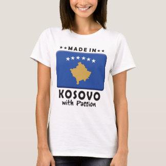 Kosovo-Leidenschaft K T-Shirt