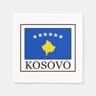Kosovo Papierserviette