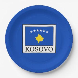 Kosovo Pappteller
