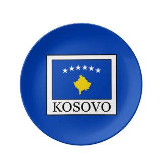 Kosovo Porzellanteller