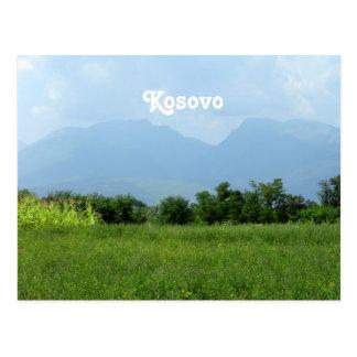 Kosovo Postkarte