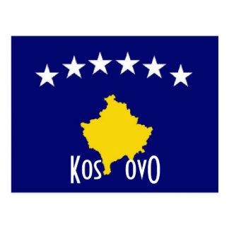 Kosovo-Postkarte Postkarte