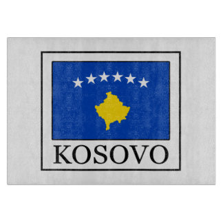 Kosovo Schneidebrett