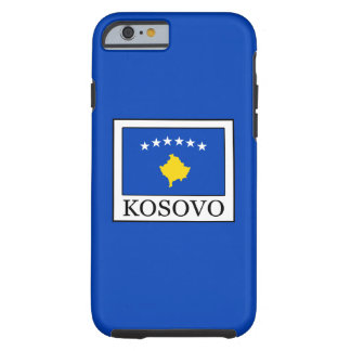 Kosovo Tough iPhone 6 Hülle