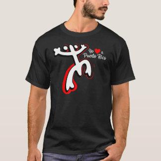 Kostbare Gestaltung von coqui Taino T-Shirt