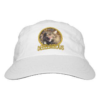 Köstlicher Katzen-Hut Headsweats Kappe