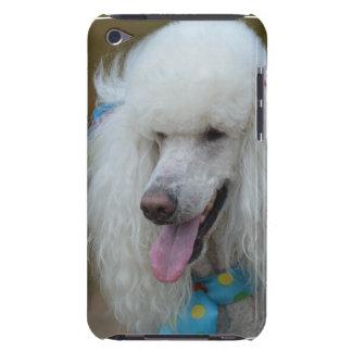 Köstlicher weißer Pudel iPod Touch Hüllen