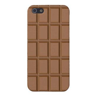 Köstliches Bar der Schokolade iPhone 5 Hülle