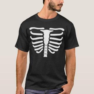Kostüm des Skelett-| Halloween T-Shirt